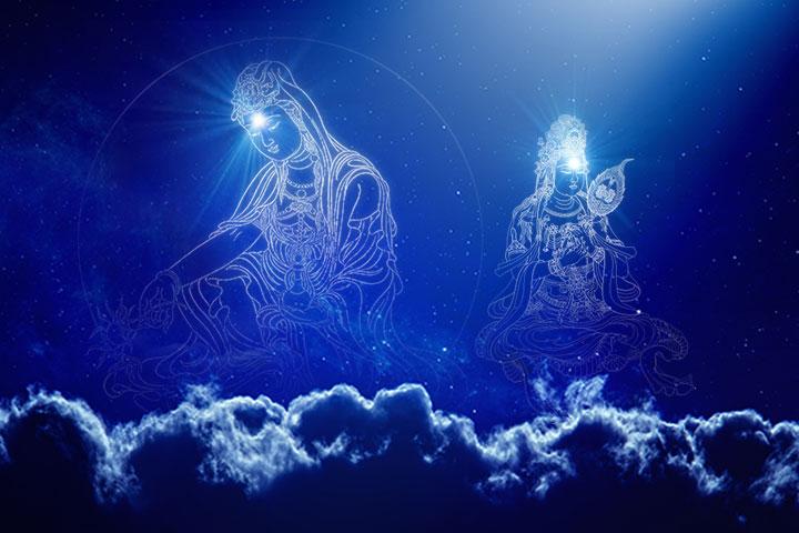 上師們的菩提心及空性慧,是永不隕落的溫暖和希望